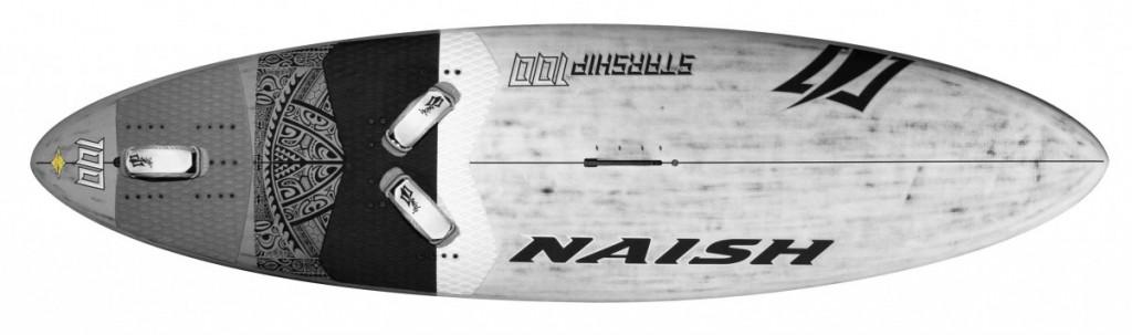 Naish Starship 2015 Test