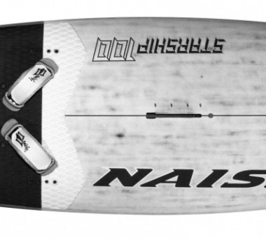 Naish Starship 2015 Test