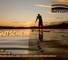 Surfcorner.ch Gutschein