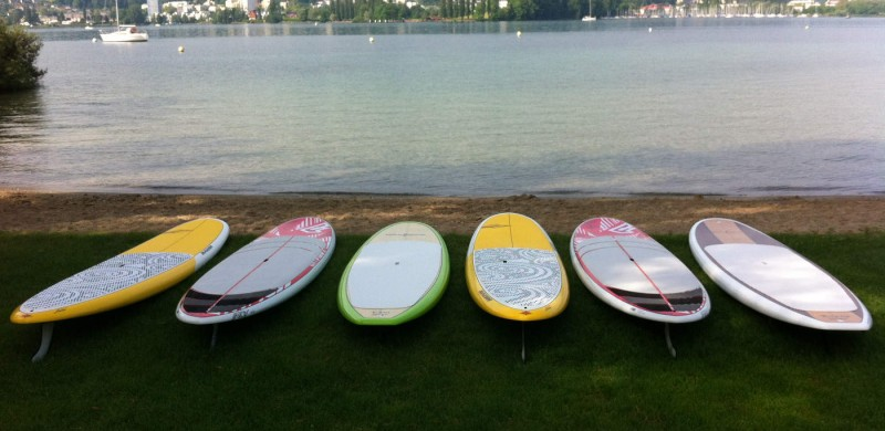 SUP Boards Angebot