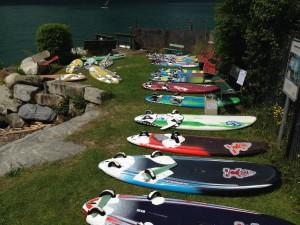Surfcorner Testboards 2015