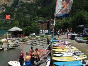 Surfcorner Testdays 2015