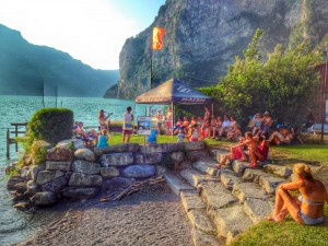 Surfcorner Testdays 2015 Bühne