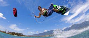 Slide 3 Kiteboarding