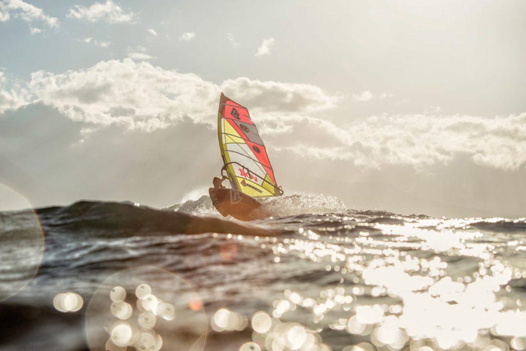 Windsurf Aktionen