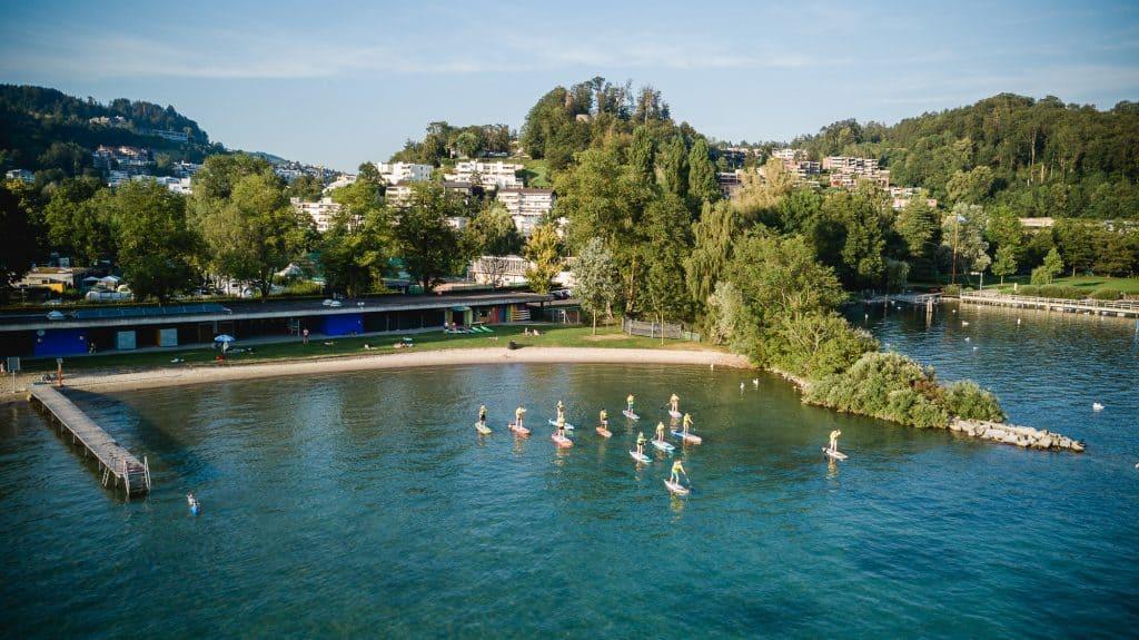 SUP Lido Luzern Surfcorner